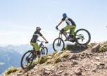 Für Mountainbiker