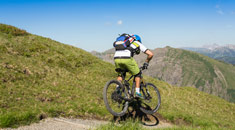Hotel Adler - Stephan Schatz Mountainbike Tour